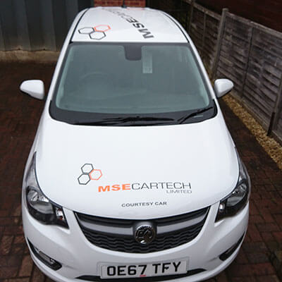 fleet car wrapping