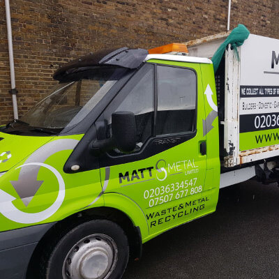 fleet van wraps
