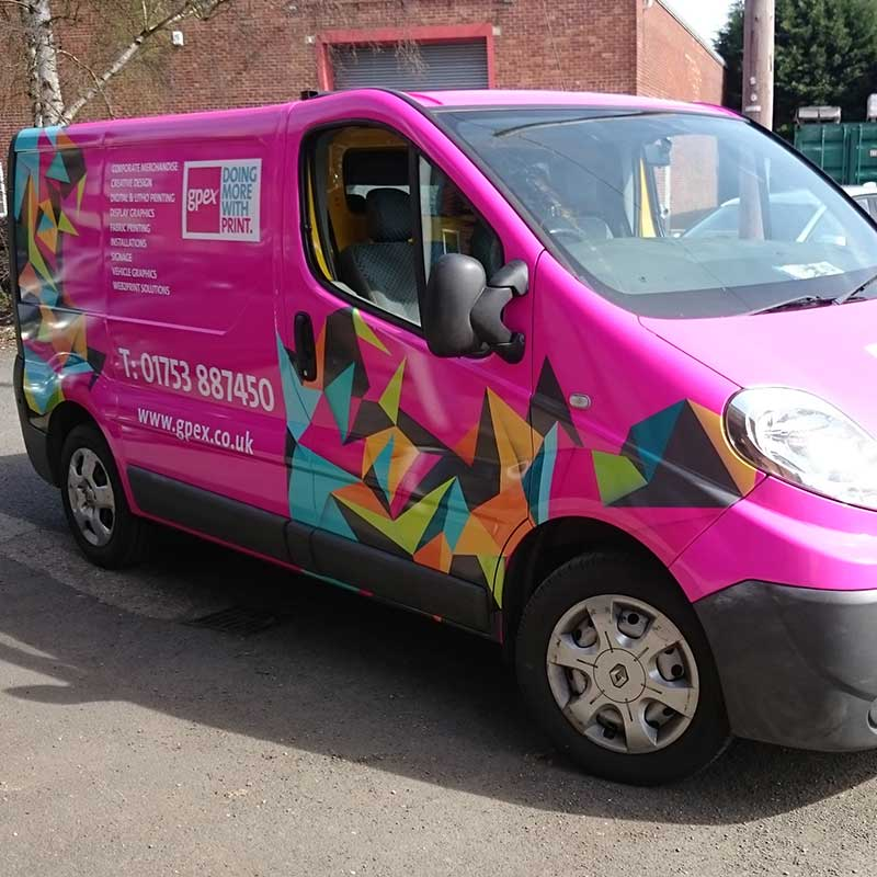 vehicle wrapping wycombe