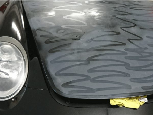 car wrap repair