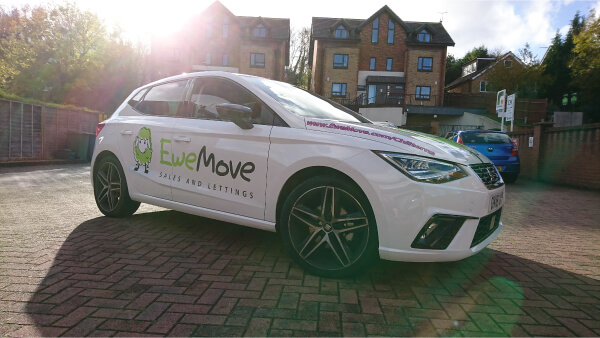 Keep your business moving!  Fleet vehicles wrapping